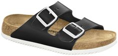 Arizona Black Super Grip natural leather | Arizona | Sandals | Women's Shoes | Gress Schuh GmbH