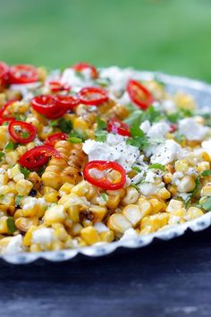 Vegetarian Recipes Dinner, Raw Food Recipes, Dinner Recipes, Cooking Recipes, Healthy Recipes, Summer Snacks, Summer Salads, Summer Recipes, Greens Recipe