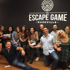 We almost escaped! Great times with great people #escapegame by michaelrzeller