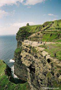 Killarney, Ireland #ocean #coastline