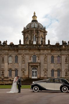 Castle Howard, North Yorkshire.   The 23 Most Spectacular Places To Get Married In The UK