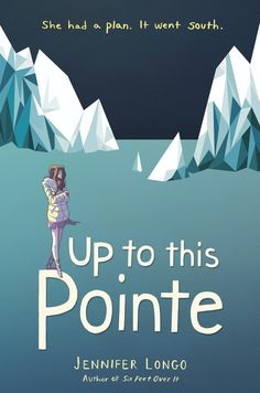 Up to This Pointe. Come meet YA author Jennifer Longo talk about her newest book and grab a signed copy! April at Ya Books, Good Books, Reading Lists, Book Lists, Kids Reading, Spoiler Alert, Kindle, Love Dance, Ya Novels
