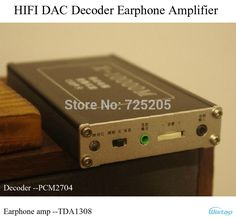 Find More Amplifier Information about HIFI DAC Decoder Earphone Amplifier PCM2704 OP Amp TDA1308 9000Mah Battery Power Bank High Quality Cost Effective Free Shipping,High Quality effect tutorial,China effect quality Suppliers, Cheap effect 3d from WISTAO HIFI BLUETOOTH AUDIO & 3C MALL on Aliexpress.com