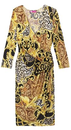 camouflage fat by wearing animal prints 2013 style - read by clicking: http://boomerinas.com/2012/10/animal-prints-for-women-over-40-50-60/