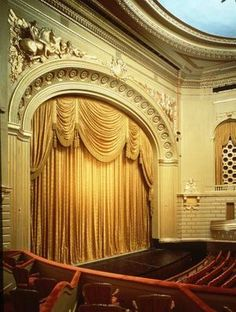 The War Memorial Opera House ~ Civic Center ~ San Francisco ~ California