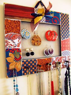 images about DIY Jewelry Displays Jewelry