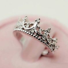 Crown ring #Hair Accessories #buyable