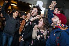 Philippe Colelough: Der Richter, der die Aktivisten freisprach