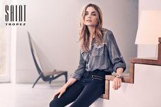 Putiikki Rannalla Saint Tropez, Blouse, Long Sleeve, Sleeves, Campaign, Tops, Autumn, Women, Fashion