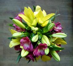 Bunch of lilies Lilies, Flowers, Plants, Irises, Orchids, Plant, Royal Icing Flowers, Flower, Florals