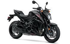 Download wallpapers Suzuki GSX-S, 2018, luxury black motorcycle, Japanese motorcycles, Suzuki, 4k