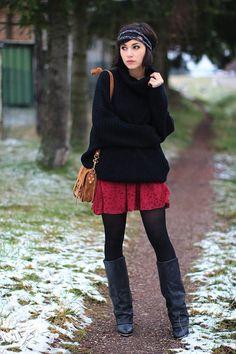Women Fashion Wear Dresses for Winter 2013-2014 (8) - StyleHoster   StyleHoster