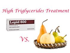 High Triglycerides Treatment - Medications vs. Natural Options