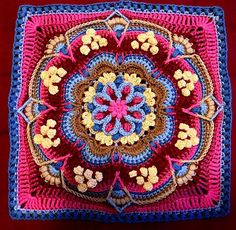 Ravelry: The Pondoland Square pattern by Jen Tyler