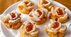 Egy igazi fánk különlegesség - Rózsafánk recept ~ A Retro Klub hivatalos oldala Donut Recipes, Cake Recipes, Cooking Recipes, Sweet Cookies, Cake Cookies, Ital Food, Hungarian Recipes, Dessert Bread, Recipe Images