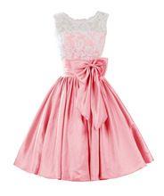 2016 neue Design Taft Mini Kurz Graduation Dresses Zip Zurück mit Bogen V Zurück Homecoming Cocktail Party Kleider //Price: $US $76.79 & FREE Shipping //     #abendkleider