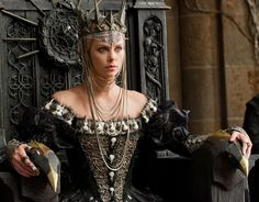 Snow White and the Huntsman (2012) Charlize Therron as Ravenna, the Evil Queen