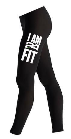 Edit description      Leggings, I am 24 Fit