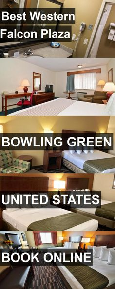 Hotel Best Western Falcon Plaza in Bowling Green, United States. For more information, photos, reviews and best prices please follow the link. #UnitedStates #BowlingGreen #BestWesternFalconPlaza #hotel #travel #vacation