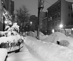 snowzilla new york tempête neige hiver nyccrazygirl