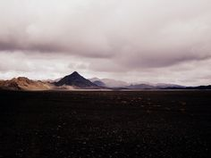 Iceland by hlaus, via Flickr