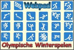 Webpad Olympische Winterspelen Sochi: webpad-winterspel… – Fitness And Exercises Olympic Games, Art Lessons, Olympics, Activities, Sports, Projects, German Resources, School Stuff, Exercises