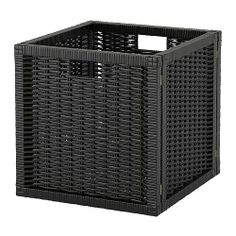 BRANÄS  Basket, black  $14.99