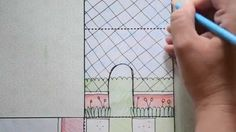 The Pop-Up Garden: A fun tutorial to create your own garden room...with paper! Perfect for kids and adults. You can find the paper template here: http://www.lisaorgler.com/blog/2014/6/4/the-pop-up-garden