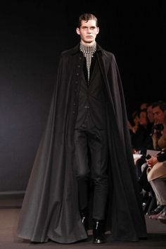 Les Hommes Fall Winter Menswear 2013 Milan
