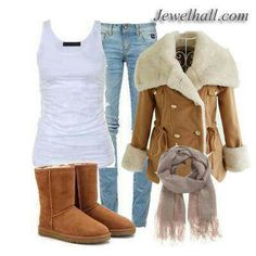 winter outfit....cute