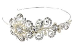 Cecilia bridal headband | tiaras, headbands and combs | Wedding Hair Accessories | Tegen Online | Tegen Accessories