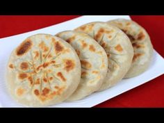 Pork and Celery Filling Pancake /Traditional Chinese Dish / 猪肉芹菜馅饼 - YouTube