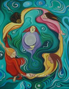 Circle Dance - by Toni Truesdale