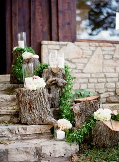 Photography: Mint Photography - http://www.stylemepretty.com/portfolio/mint-photography Venue: The Salt Lick BBQ -…