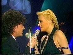 "Anna Oxa & Fausto Leali - ""Ti lascerò"" (S@nrem0 1989)"