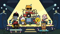 고품질 동영상과 이를 사랑하는 사람들이 모인 Vimeo에서 soodaR_xx님이 만든 'kakao friends band_brithday'입니다.