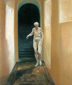'Frailty is a Moment of Self-Reflection', Eric Fischl, 1996 Luc Tuymans, Social Art, Gustav Klimt, Online Art Gallery, Art Online, Figurative Art, Painting & Drawing, Art Museum, Illustration Art