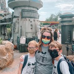 My heart is SO FULL 💜 This was my boys FIRST time in Batuu and it did not disappoint. We built droids,crashed the Millennium Falcon and… Millennium Falcon, Main Street, First Time, Heart, Boys, Baby Boys, Senior Boys, Sons, Guys