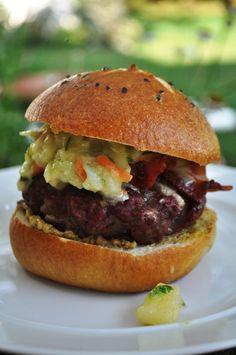 The Pennsylvania Dutch Burger