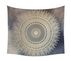Handmade Mandala Tapestry