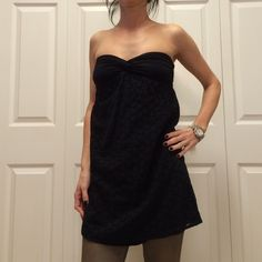 cute dress can be wear as a dress or as a top Dresses Mini