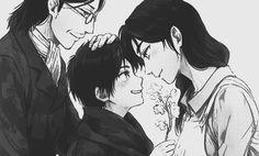 Eren and his parents