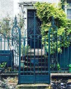 Gates And Railings, Paris, Beautiful Homes, Doors, Instagram Posts, House, Photos, The Neighborhood, Cute House