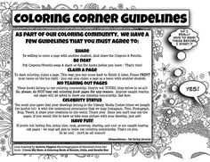 The Daring Librarian: The Zen of Coloring. Includes research support. #makerspace