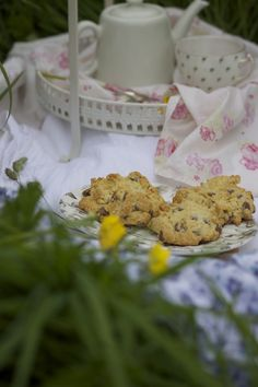 Rock Cakes | Recipe | How could something so hard-sounding be so sweet?  Perfect for a Tea-Party!