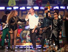 Bruno Mars Photos - Pepsi Super Bowl 50 Halftime Show - Zimbio