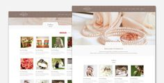 Sweetly - Wedding WordPress Theme . Sweetly is modern and elegant wordpress theme perfect for wedding websites. This theme also suitable for personal, photography, portfolio and gallery