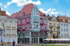 Still not fully appreciated by international tourists, Romania is a far bigger than people realise. Case in point is the revolutionary city of Timisoara. Timisoara Romania, Romania Travel, Bucharest, Eastern Europe, Oh The Places You'll Go, Amazing Places, Countryside, Countries, The Good Place