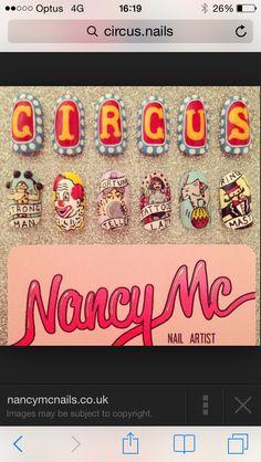 Circus Circus Nails, Nancy Nails, Manicure At Home, Mani Pedi, Neutral Tones, Love Nails, Nail Artist, Nail Bed, Creative