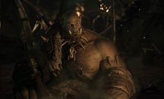 Robert Kazinsky Is Unrecognizable As Orgrim Doomhammer In Latest Warcraft Pictures